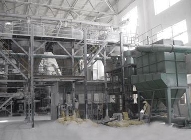 浙江力普納米鈣粉碎生產線在上市公司成功應用