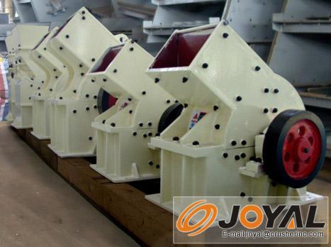 pck1010锤式破碎机为公路建设提供优势砂石原料