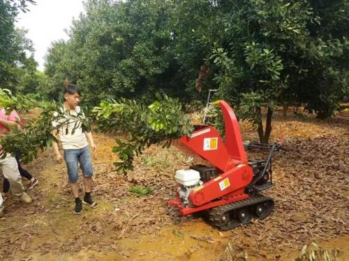 节能高产果园树枝粉碎机或成为粉碎设备发展主导方向