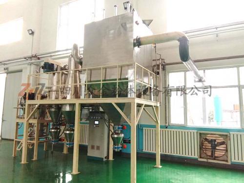 众金系列超微粉碎机气流粉碎机原理运用范围以及优点