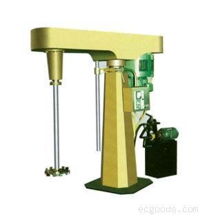 液压升降高速分散机