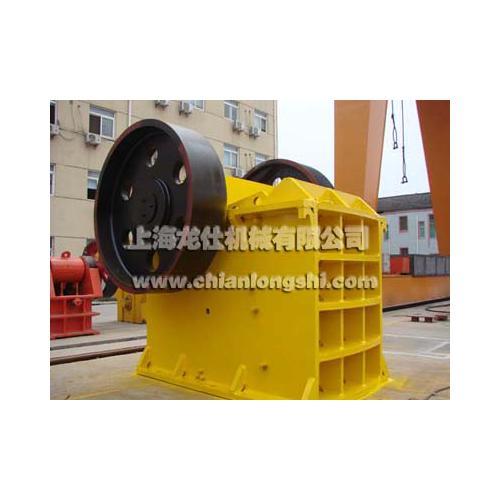 上海路桥高效率颚式破碎机厂家