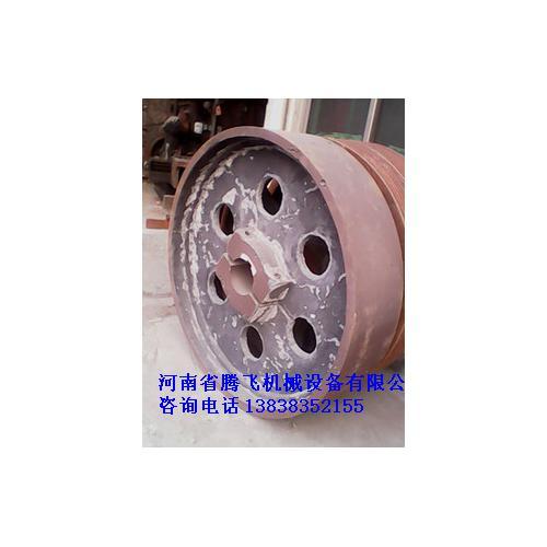 颚式破碎机皮带轮配件