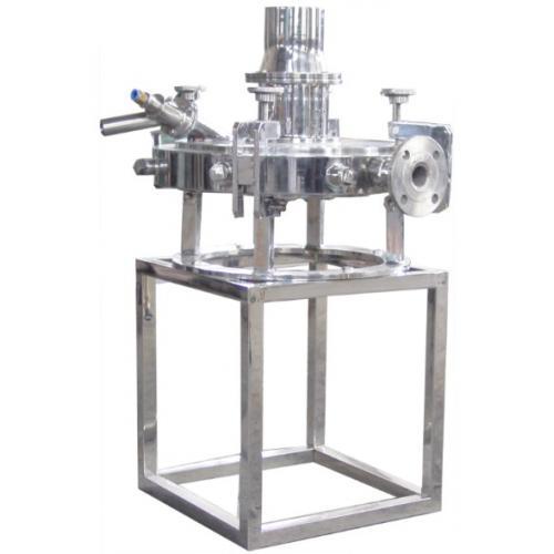 BPQ 系列扁平式超音速小型气流粉碎机