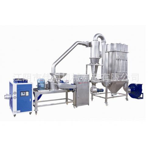 品质一流 茶叶吸尘打粉机 绿茶超细磨粉机 WFJ系列微粉机